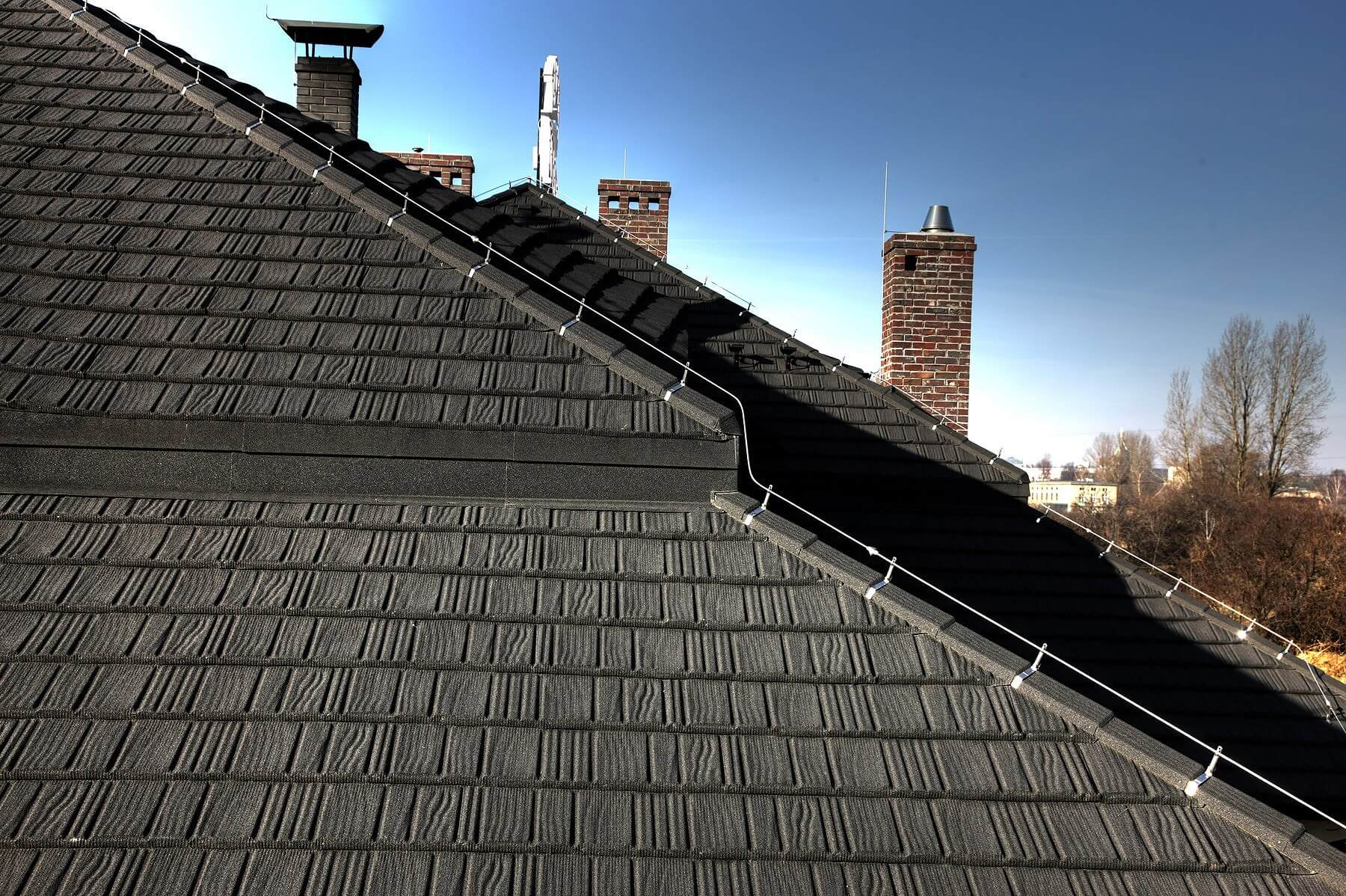 Metal Tile Roof-Spring Hill Metal Roofing Elite Contracting Group