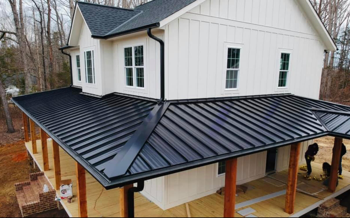 New Construction Metal Roofing-Spring Hill Metal Roofing Elite Contracting Group
