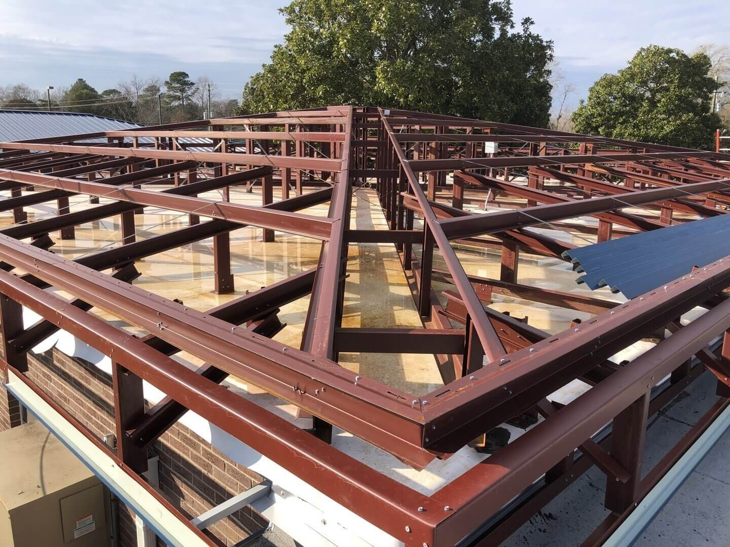 Re-roofing (Retrofitting) Metal Roofs-Spring Hill Metal Roofing Elite Contracting Group