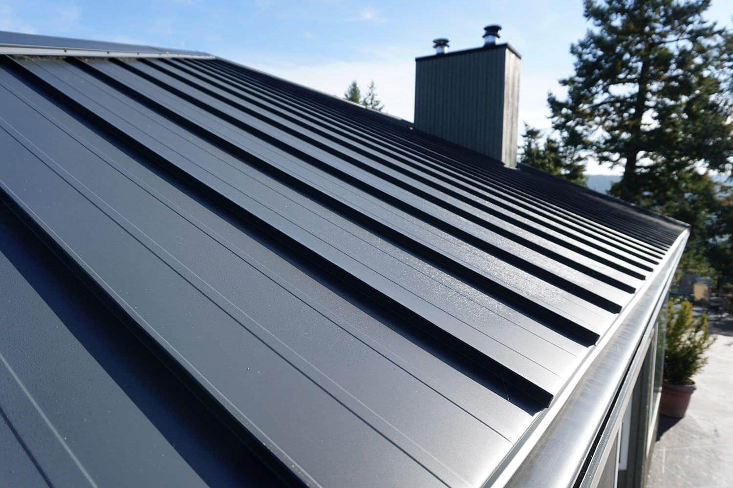 Standing Seam Metal Roof-Spring Hill Metal Roofing Elite Contracting Group