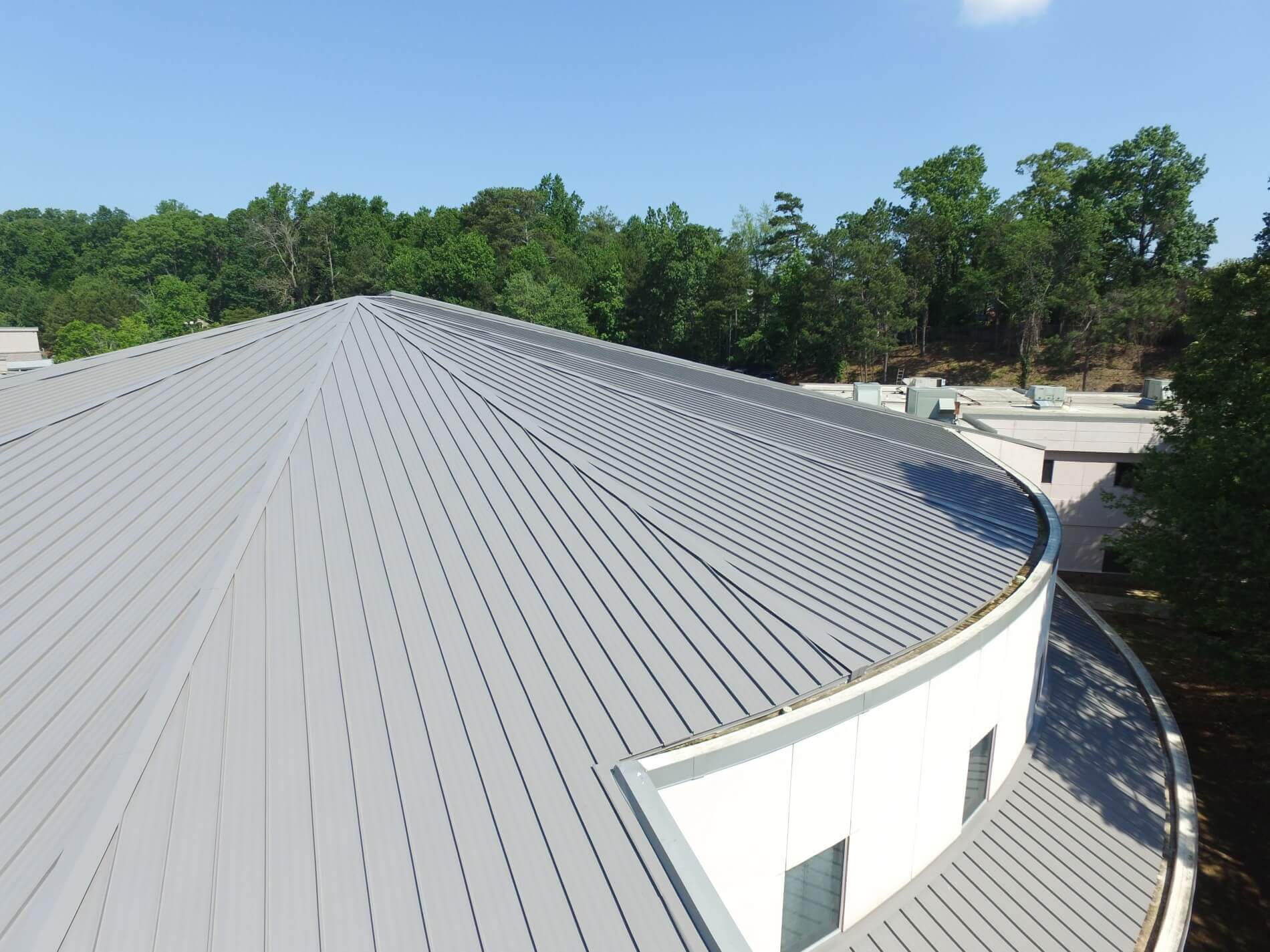 Tapered Panels Metal Roof-Spring Hill Metal Roofing Elite Contracting Group